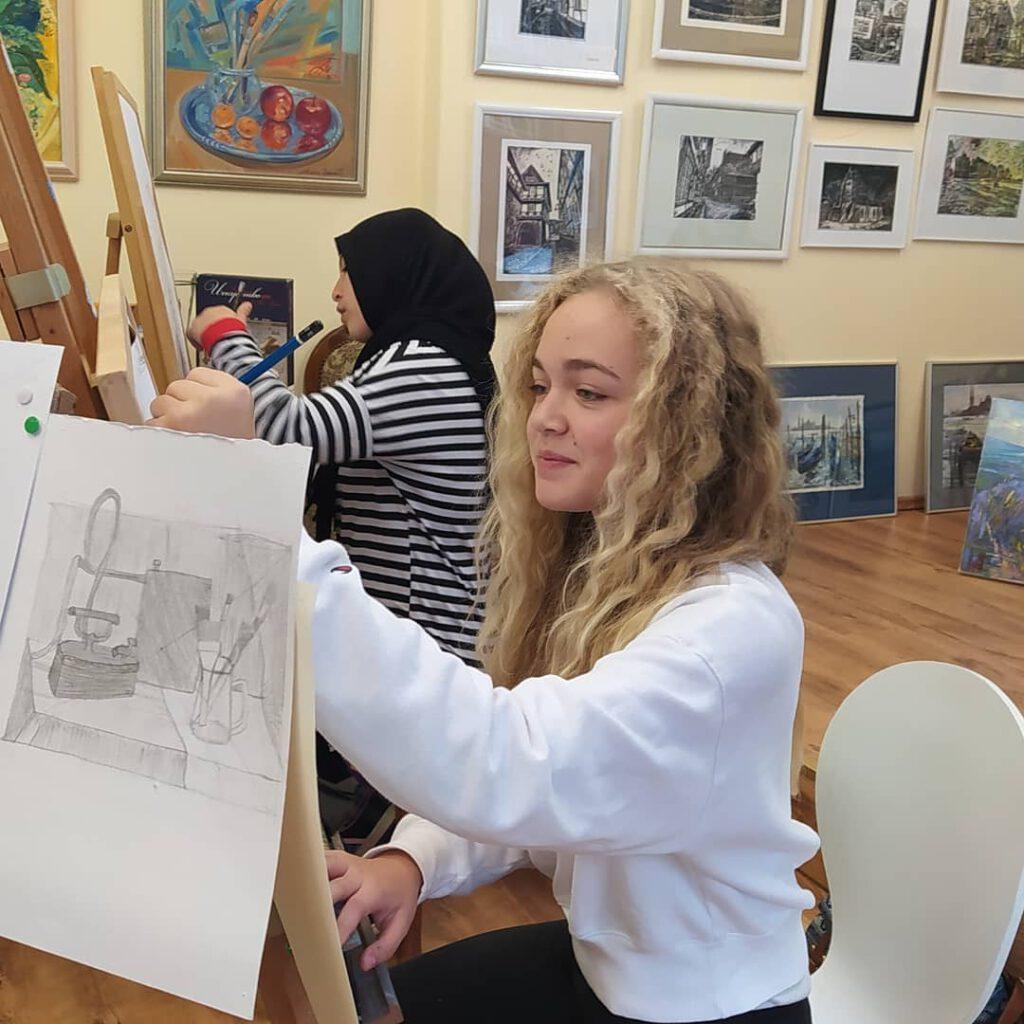 Kunstunterricht Goslar