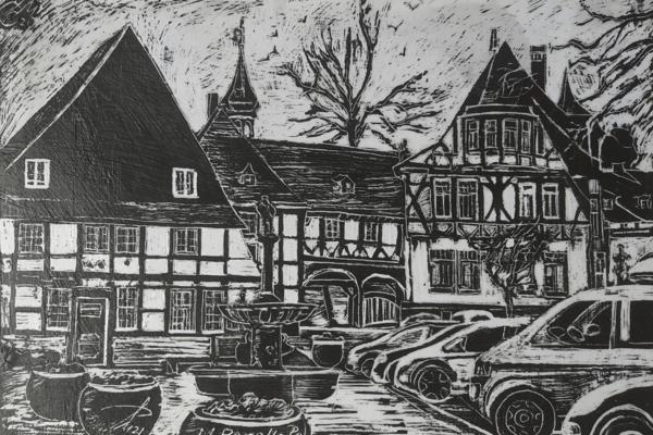 Goslar, Grafik Marina Lukjanowa