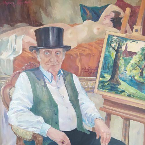 Portrait Albert Köneke